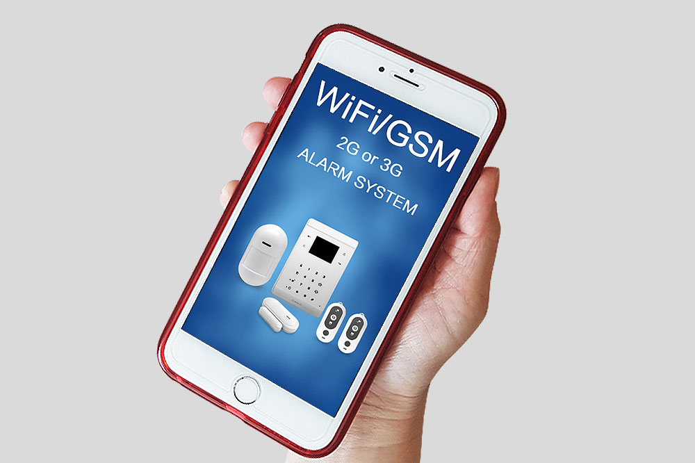 App Wifi GSM